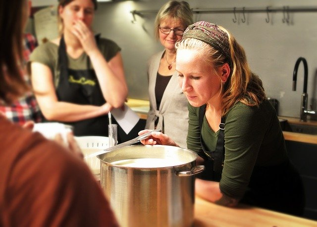 Dirigir cocina Blog